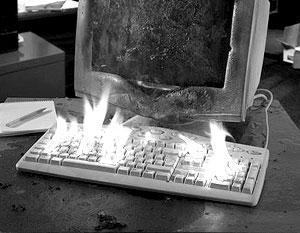 Интернет охватила эпидемия