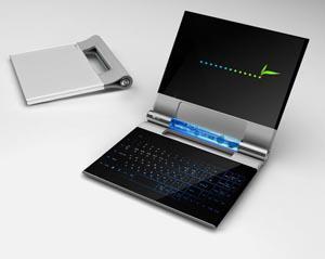 Концепт-ноутбук LG получил награду за оригинальный дизайн