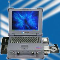 Kontron: «ультразащищeнный» ноутбук NotePAC