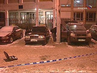 В Москве убит генеральный директор строительной компании