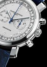 Коллекция платиновых часов Vacheron Constantin