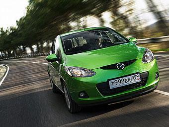 Mazda2 - Автомазда