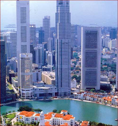 Сингапур стал первой в мире зоной бесплатного интернета