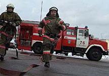 Пожар в Москве: четверо погибших
