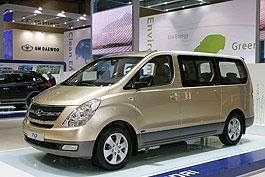 Новый H1 от Hyundai