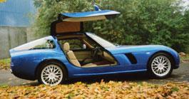 Англичане сделали машину с мотором мощностью 1012 л.с.