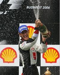 Формула-1: Первый раз Баттона