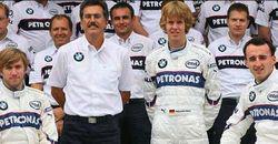 BMW празднует успехи 2006 года