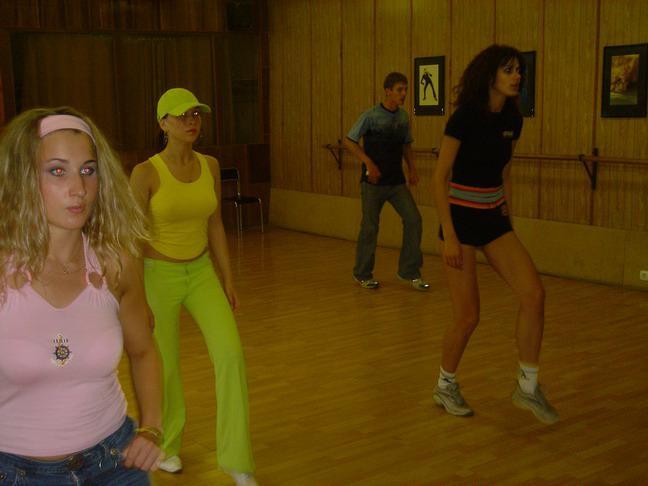 Клубные танцы: лучший релакс