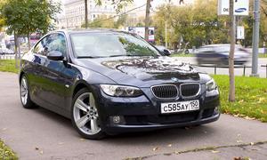 Новая BMW 325 Coupe достойна быть иконой