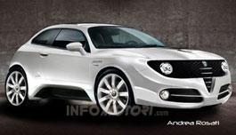 Alfa Romeo : Alfa Romeo готовит сенсацию!