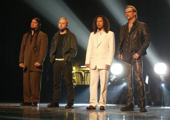 Metallica: выпускает собрание клипов на DVD