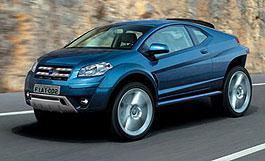 Fiat: Fiat удивил внедорожным купе