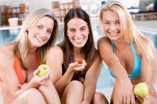 Яблочная диета: плюсы и минусы