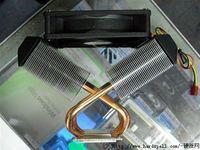 X-образный кулер для центрального процессора
