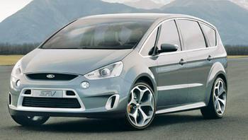 FordS-max в кредит под 5%