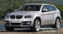 Судьба BMW X6