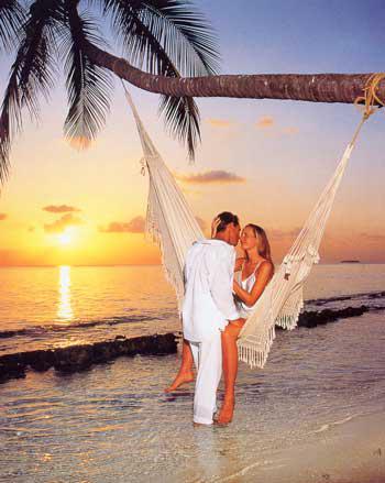 Романтический отдых на Мальдивах