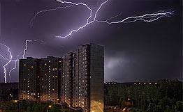 Штормовое предупреждение в Москве продлено до 22 часов