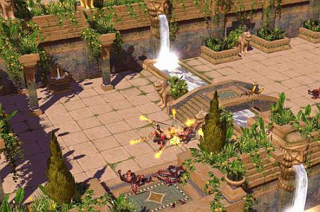 Titan Quest – исход борьбы за Олимп решаете вы