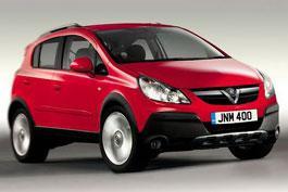 Opel сделает внедорожную Corsa