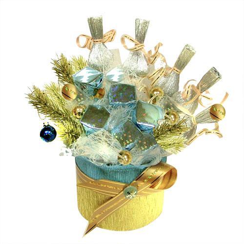 Подарки: К Новому году «Синий туман»