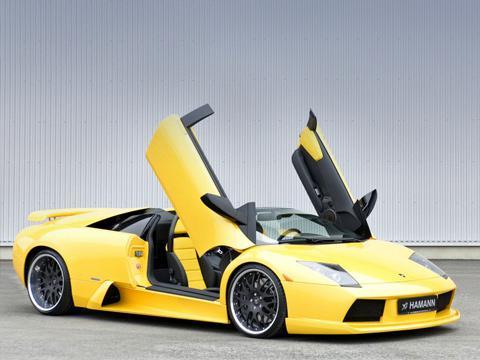 Hamann делает Lamborghini Murcielago чуточку лучше