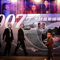 Адаптация Джемйса Бонда для Китая