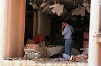 Барселона: взрыв в жилом доме.