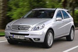 Маленький внедорожник от Mercedes покажут уже в июне!