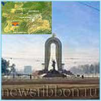 В Таджикистане взорвано здание Верховного суда