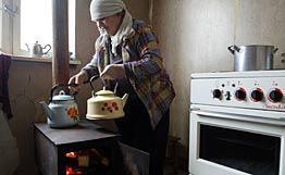 Западная Грузия осталась без газа
