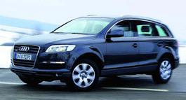 Audi Q7. Боевой слон