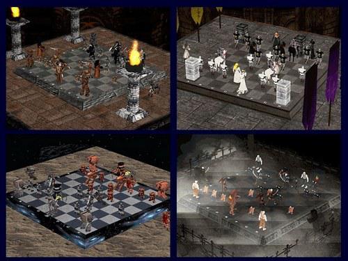 Chess3D v2.6
