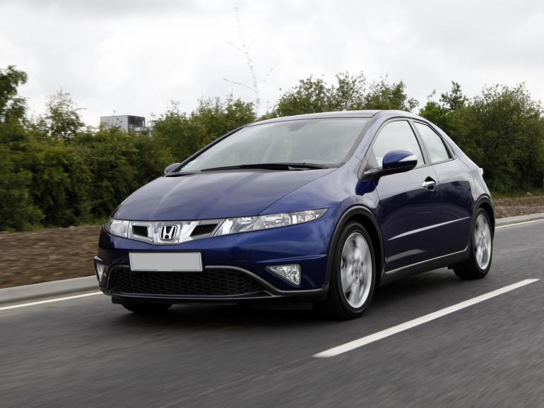 Honda Civic 5D – длительный тест: как прожить в звездолете