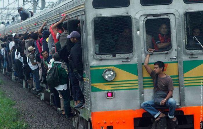 Как ездить в поездах