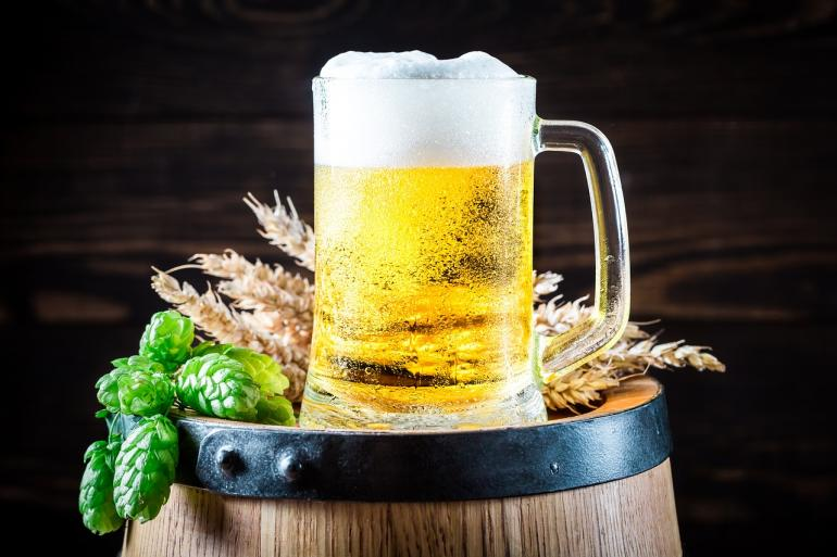 Как правильно пить пиво