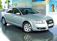 Специальное предложение на Audi A6 от «Ауди Центр Москва»