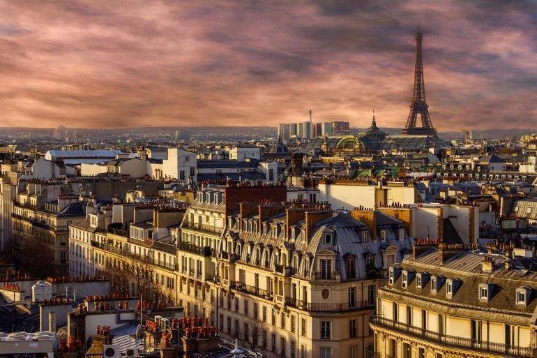 Франция - страна мечты!