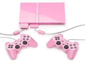 Вместо консоли нового поколения европейцам достанется розовая PS2