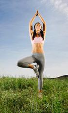 Тренируем равновесие