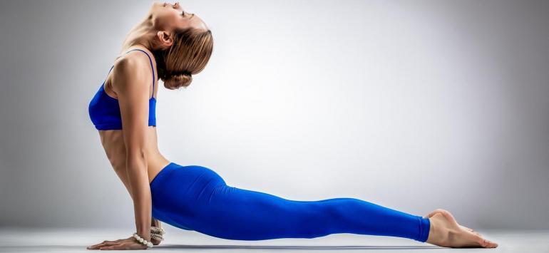 Стретчинг - приятный способ оставаться в форме