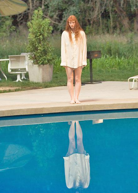 Девушка из воды, кино