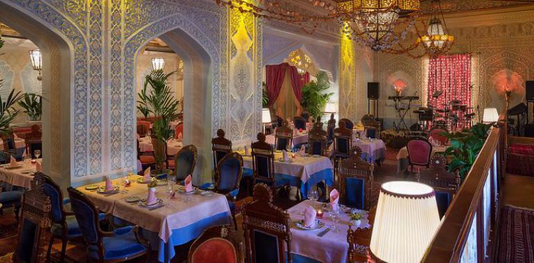 Ресторан узбекской кухни в Москве