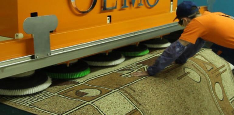 Химчистка ковров из полипропилена