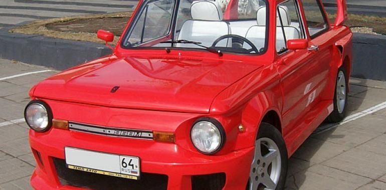 Тюнинг ЗАЗ 968
