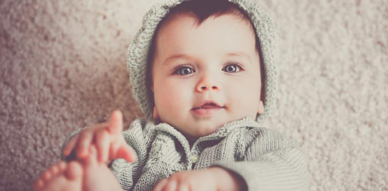 Малыш маленький
