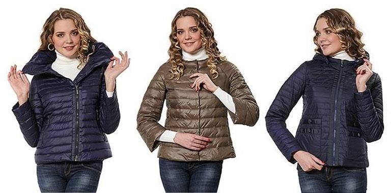 женские куртки бренда Rufuete