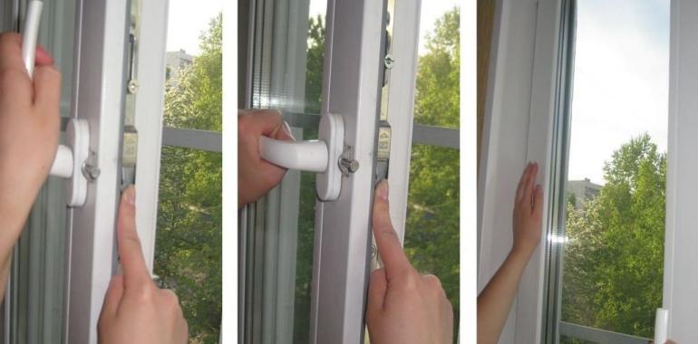 Что делать если ручка окна не поворачивается