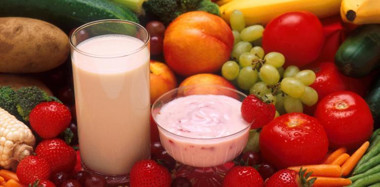Ключевые составляющие здорового питания